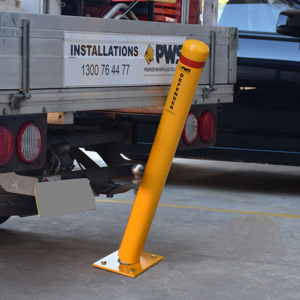 Flexible Steel Bollard
