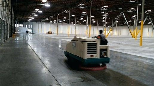 Floor Scrubber